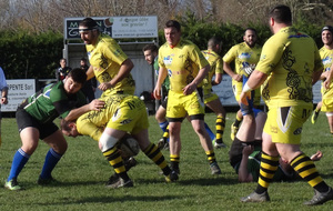 RCVS II - RUGBY CLUB PAYS D'OZON